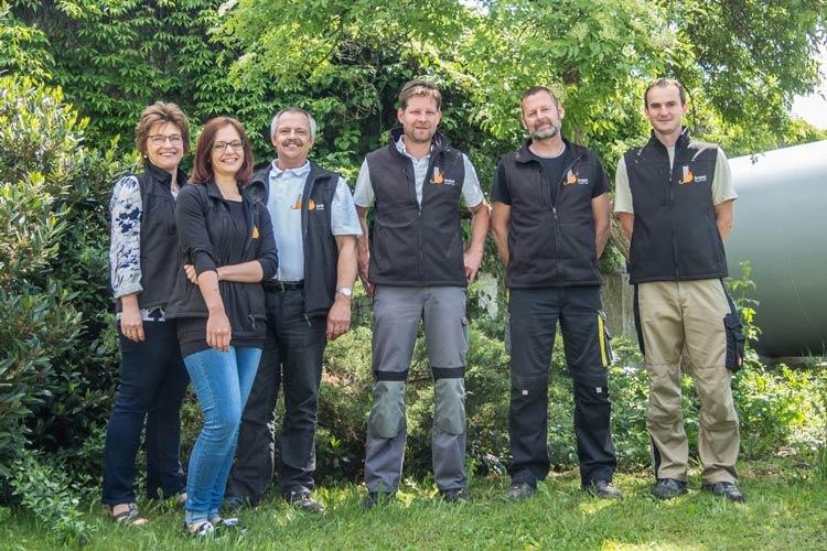 Teamfoto von Braml Mineralöle GmbH